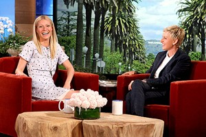 Gwyneth Paltrow e Ellen DeGeneres (Foto: Reprodução)