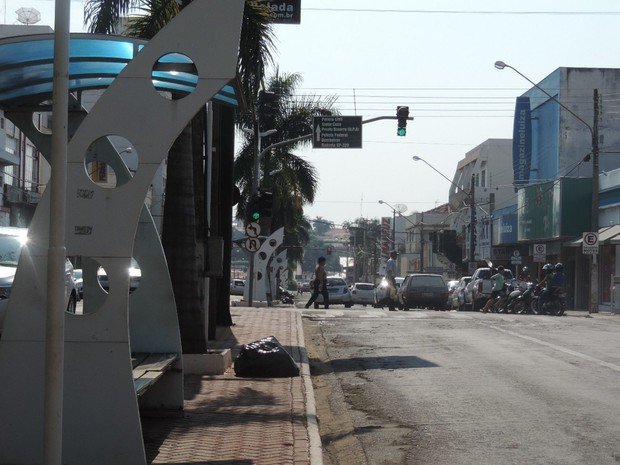 Cidade de Jales tem quase 50 mil habitantes (Foto: Marcos Lavezo/G1)