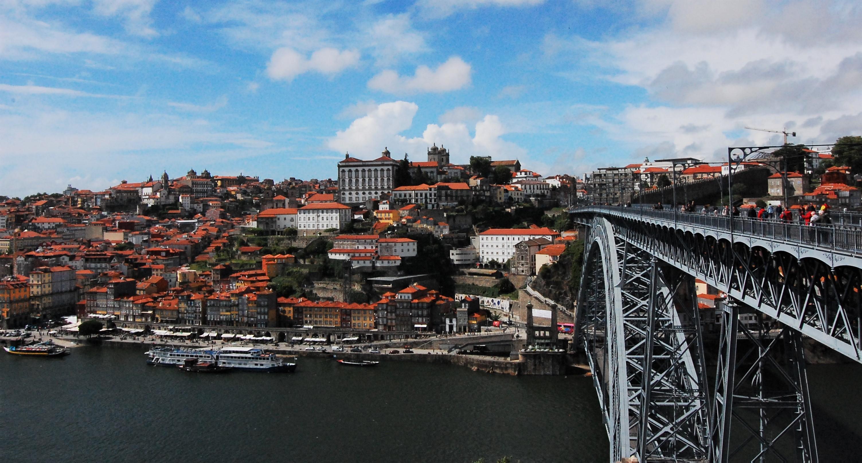 Porto, seu novo destino obrigatório em Portugal (Foto: Renato Pinfildi)