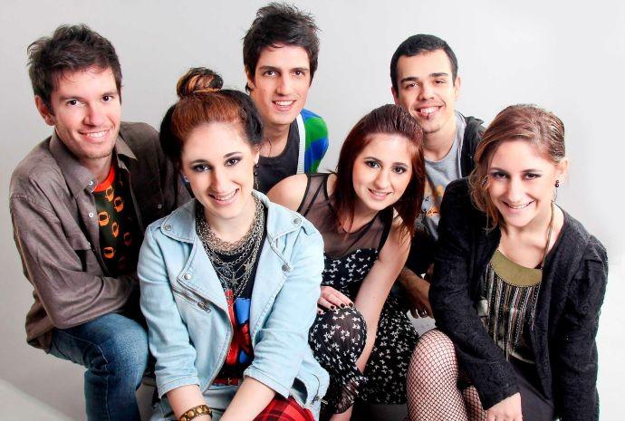 Banda Melody (Foto: Alice Allgaier/Divulgação)