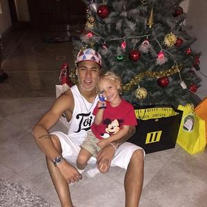 Neymar Dezembro (Foto: Instagram)