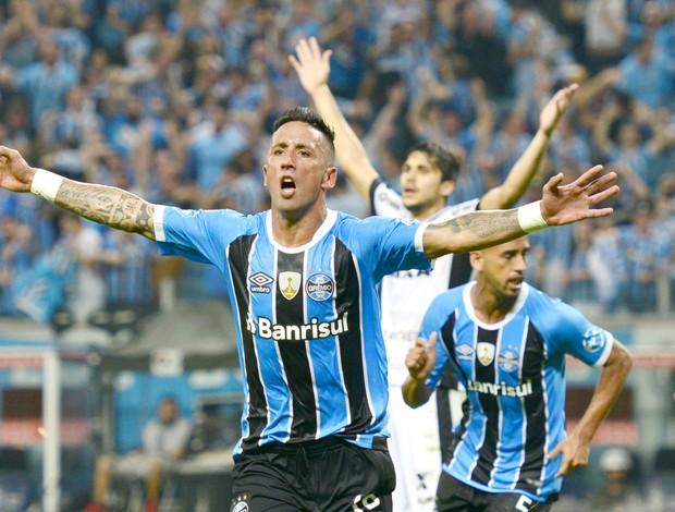 BLOG: Organização do Botafogo é superada pela qualidade técnica e disciplina do Grêmio
