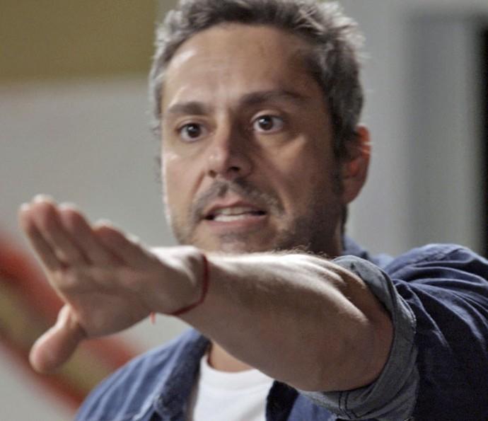 Romero decide sair da facção (Foto: TV Globo)