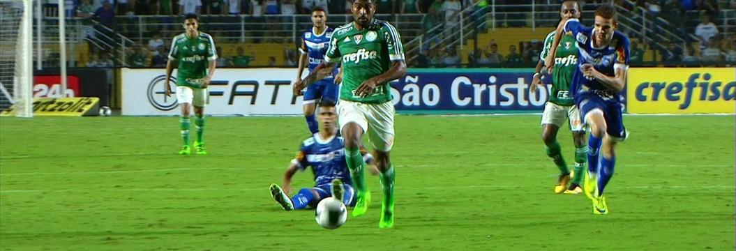 Palmeiras x Rio Claro - Campeonato Paulista 2016 - globoesporte.com 14bf3f7506258