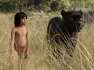 Cena do filme 'Mogli: O menino lobo' (Foto: Divulgação)