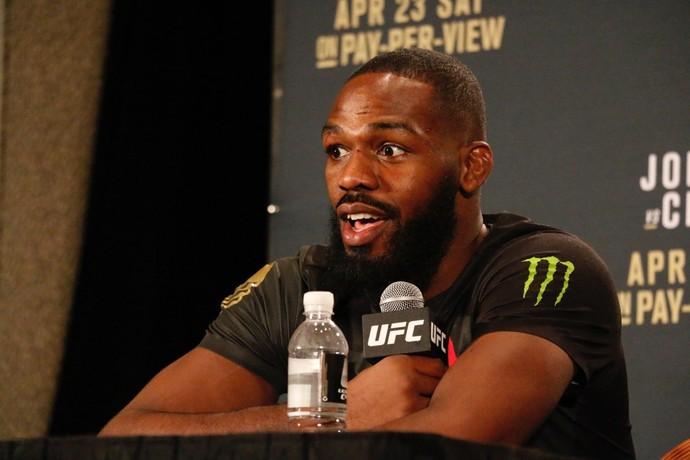 Jon Jones UFC 197 (Foto: Evelyn Rodrigues)