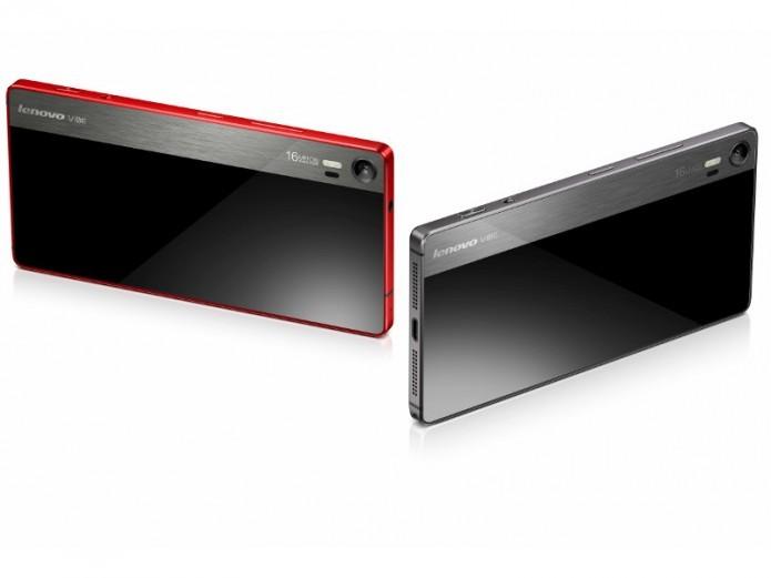O Lenovo Vibe Shot traz design refinado e câmeras top de linha para nível intermediário (Foto:Divulgação/Lenovo)