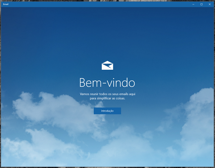 Faça o cadastro da conta assim que abrir o e-mail (Foto: Reprodução/Thiago Barros)