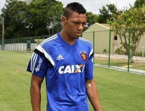 alex silva sport (Foto: Divulgação / Sport)