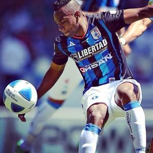 William, Brasileiro do Queretaro (Foto: Reprodução / Facebook )