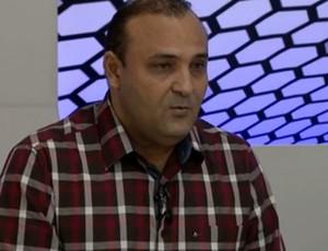 William Simões, presidente do Campinense (Foto: Reprodução / TV Paraíba)