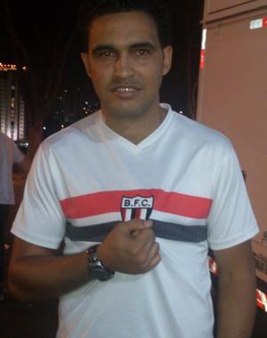 Willian Guerreiro, ex-atacante do Botafogo-SP (Foto: João Fagiolo)