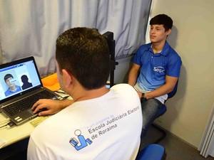 De acordo com o TRE, mais de mil jovens de 16 e 17 anos tiraram o primeiro título de eleitor (Foto: Divulgação/Orib Ziedson/TRE-RR)