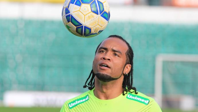 carlos alberto figueirense (Foto: Luiz Henrique / FFC)