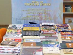Taubaté e Guaratinguetá recebem feira de troca de livros  (Foto: Divulgação/ Senac)