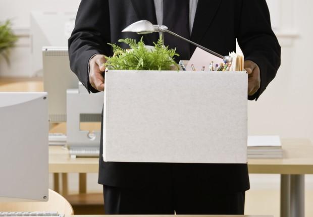 desemprego; demissão; carreira; funcionário (Foto: Thinkstock)