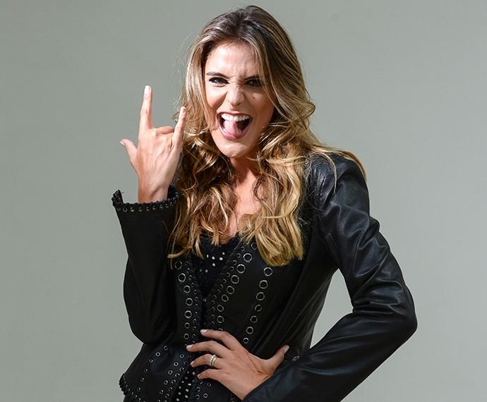 Rafa Brites irá comandar as transmissões do Rock in Rio (Foto: Zé Paulo Cardeal/Globo)