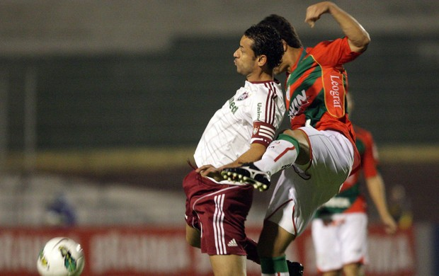 Fred Fluminense x Portuguesa (Foto: Photocâmera)