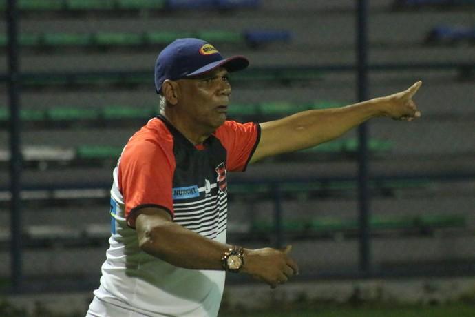 Nivaldo Lancuna Flamengo-PI (Foto: Renan Morais )