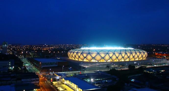 Arena da Amazônia (Foto: Edmar Barros / Ag. Estado)