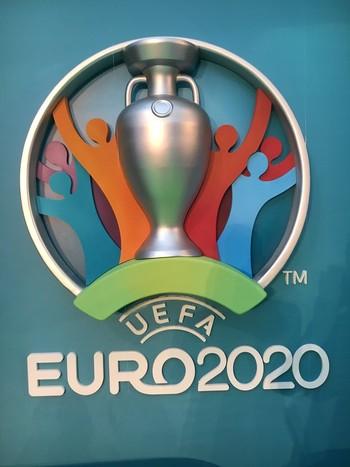 Símbolo Eurocopa de 2020 (Foto: Reprodução/Uefa)