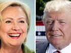 Pesquisa NBC-Wall Street Journal vê Hillary à frente de Trump por 4 pontos