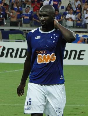 Rodrigo Souza, volante do Cruzeiro (Foto: Marco Astoni)
