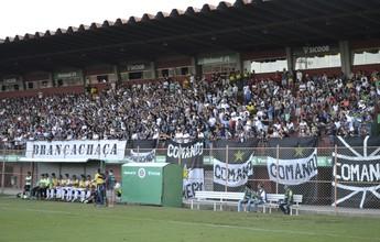 Rio Branco-ES x Operário-MT: venda de ingressos para partida da Série D