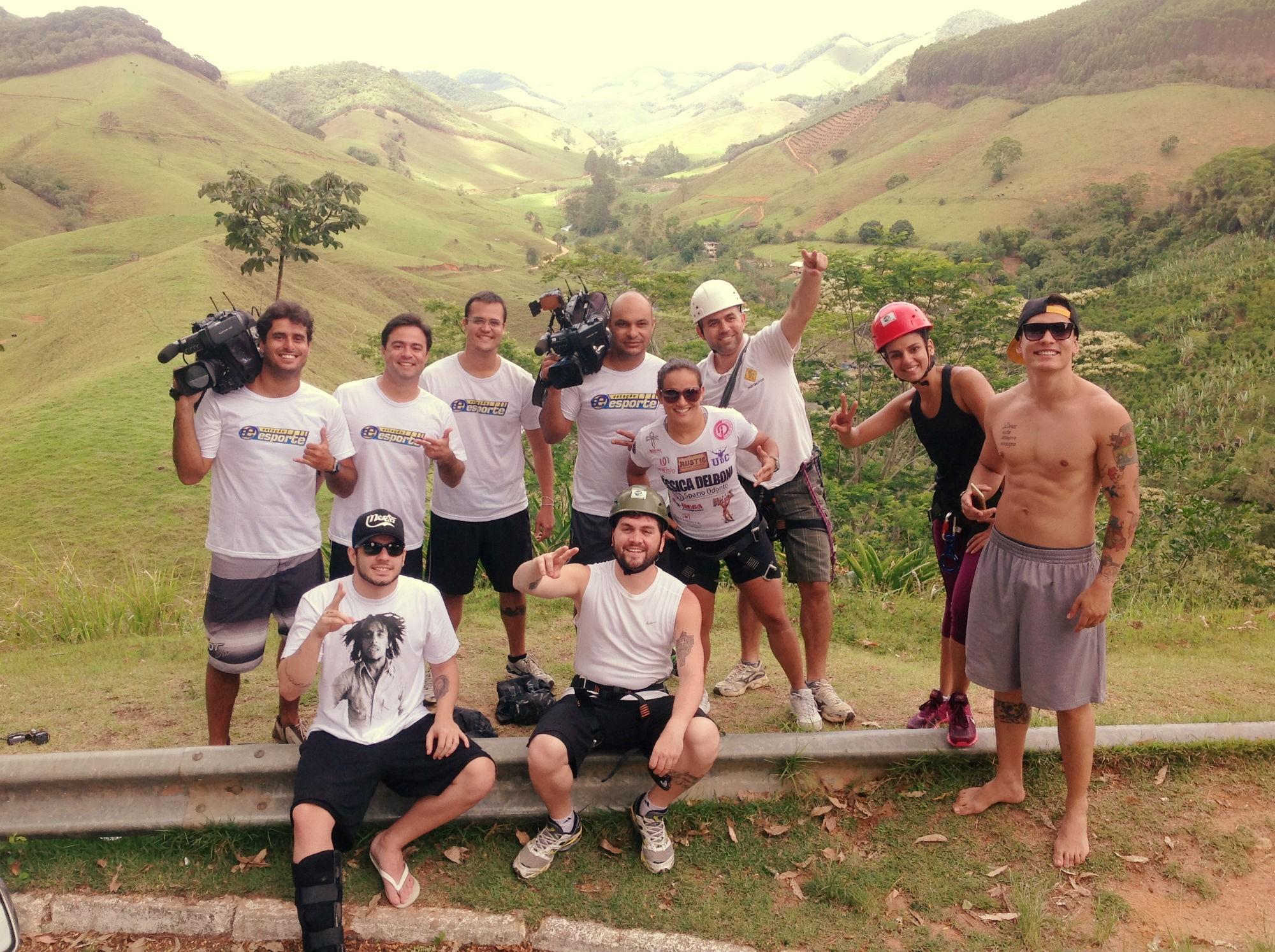 Estação Esporte especial em Matilde (Foto: Divulgação)