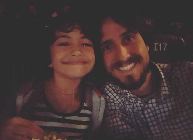 Antonia e Igor Angelkorte (Foto: Reprodução/Instagram)