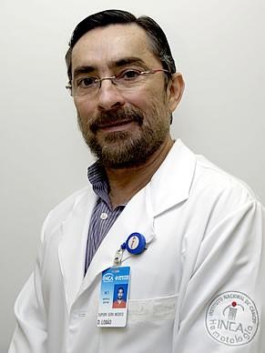 Dolival Lobão Veras Filho, chefe da Dermatologia do Inca, (Foto: Divulgação)