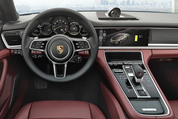 Porsche Panamera E-Hybrid Executive (Foto: Porsche)