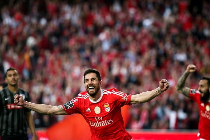 Jardel Benfica Vitória de Guimarães (Foto: AFP)