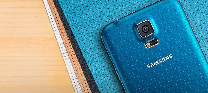 Galaxy S5 Duos ganha o comparativo com melhor ficha técnica (Foto: Divulgação/Samsung) (Foto: Galaxy S5 Duos ganha o comparativo com melhor ficha técnica (Foto: Divulgação/Samsung))