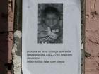 Famílias de crianças desaparecidas vivem drama diário em Alagoas