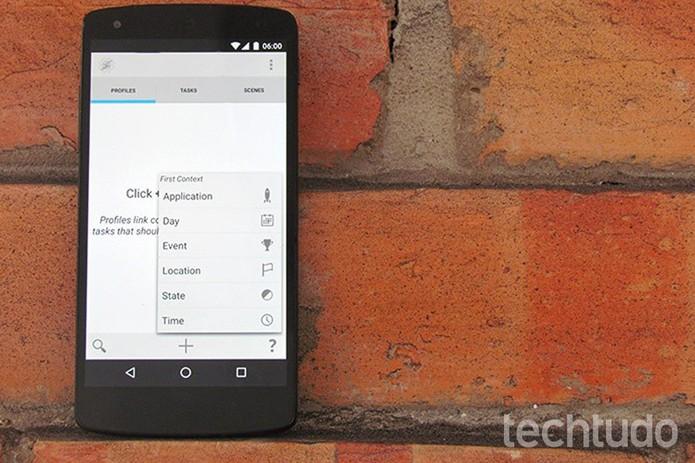 Faça root no aparelho para usar apps como o Tasker  (Foto: Paulo Alves/TechTudo)