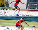 """Recuperado de lesão no pé, Piqué retoma treinos e manda recado: """"Estou de volta"""""""