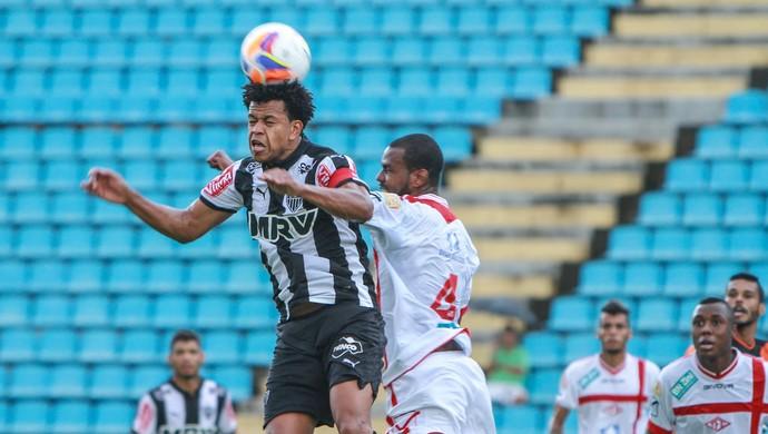 Edcarlos, zagueiro do Atlético-MG (Foto: Bruno Cantini / Flickr do Atlético-MG)