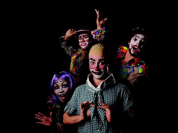 O musical se apresenta em uma lona circense no Shopping de São Gonçalo (Foto: divulgação)
