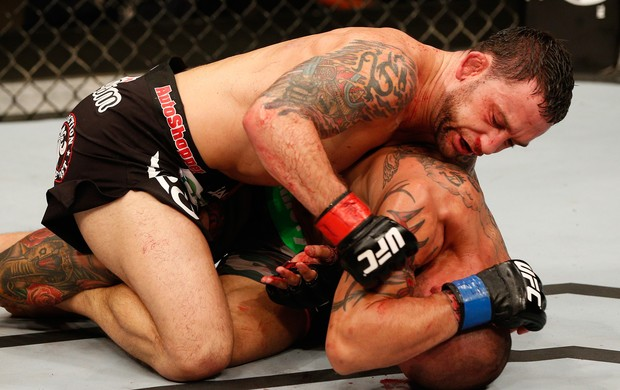 UFC: Frankie Edgar x Cub Swanson (Foto: Getty Images)