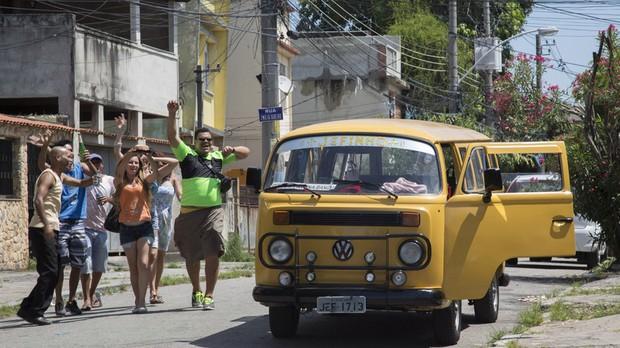 OS SUBURBANOS (Foto: Ju Coutinho)