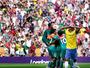 """Videoclipe """"olímpico"""" de Katy Perry mostra Brasil sofrendo gol do México"""