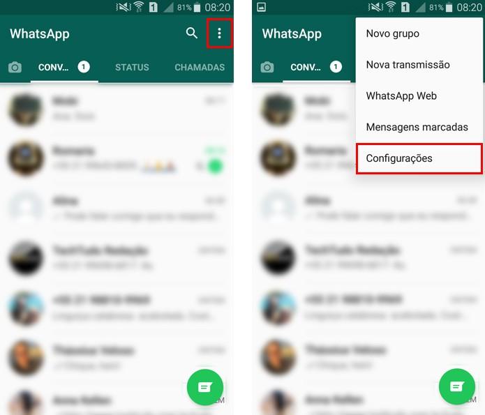 Como Usar O Recado Do Whatsapp Antigo Status Está De Volta Ao