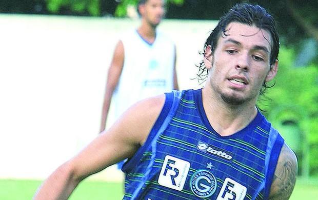 Ricardo Goulart, meia-atacante do Goiás (Foto: Cristina Cabral / O Popular)