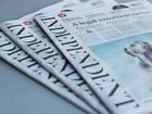 Jornal inglês The Independent deixará de circular em março
