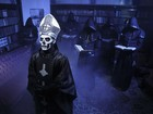 Ghost compara seu Papa 'macabro' e Papa Francisco: 'Têm sex appeal'