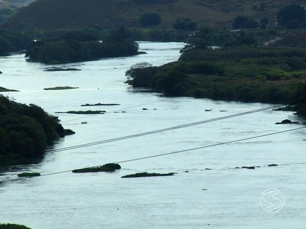 Rio Paraíba do Sul é tema de série (Foto: Reprodução/TV Rio Sul)