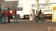 Diminui o abastecimento nos postos de combustíveis em Caxias