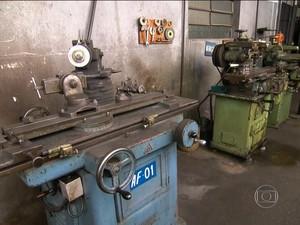 Indústria (Foto: Rede Globo)