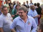 Lindberg promete mais segurança para o comércio no Centro do Rio
